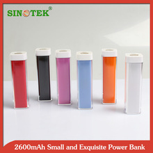 OEM ODM Cheapest Consumer Electronics Power bank promotional gift items
