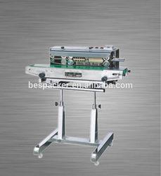 FR-900LD Horizontal Continuous plastic Film heat sealer