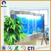 perspex colorful opaque clear pmma aquarium glass sheet