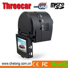 Low price 1.5inch 130deg 2M pixels Hidden camera GPS G-sensor motion activated hd 720p mini car dvr