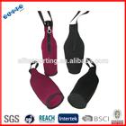 BSCI audited / neoprene fabric wine bottles covers
