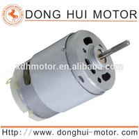 18V RC 380 Motor,Hair Dryer Motor for Sale