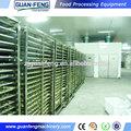 Secador de túnel equipamentos/pepino do mar máquina de secagem