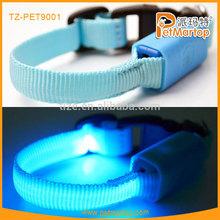 NEW flashing led cat collar TZ-PET9001 light up led cat collar