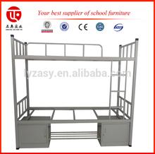 College school dormitory student metal bunk bed