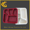 microwave disposable wholesale plastic food tray