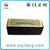 fashion portable mini usb tf card fm audio gadget speaker