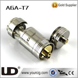 maxi atomizer aga-t7 nemesis mod and kayfun atomizer