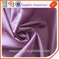 糸- 染めチェックライニングの衣服ポリスリーブ紹興メーカー糸- 染めポリ袖裏チェック