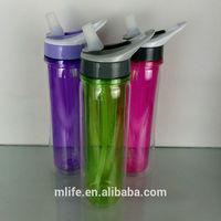 double wall insulated water bottle water bottle straw