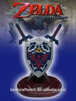 Decorative Sword Shield From Zelda