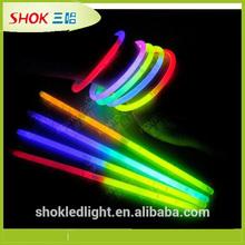 New flashing led custom glow stick liquid