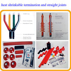 high voltage cable terminal kit heat shrinkable straight joint