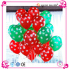 "12"" Round balloon dots inflatable balloons"