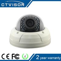 CCTV Surveillance High Resolution 650 TV Lines 2.8~12mm Varifocal Lens Dome Camera