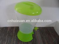 large plastic cool pot