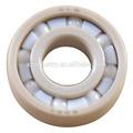 Zirconia de precisión resistencia a la abrasión a alta temperatura de cerámica bearings6001