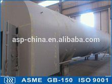 galvanized water pressure tank