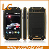 3.5inch Waterproof Hummer H1+ Mobile Phone MTK6572 Cortex A7 Dual core 1.3GHz Android 4.2 RAM 512MB ROM 4GB Dual Camera