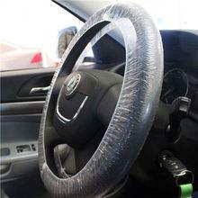 high quality black leather steering wheel off road steering wheel