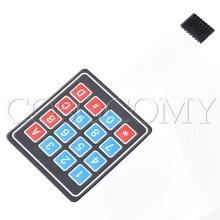 4*4 4 x 4 Matrix Array 16 Key Membrane Switch Keypad Keyboard