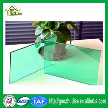 GE lexan uv-protection plastic bulletproof soundproof anti-drop solar panel polycarbonate sheet