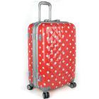 camel PC aluminum fashion luggage bag pictures