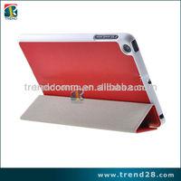 alibaba China newest leather cover for ipad mini2