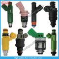 Inyector de combustible denso para toyota, honda, nissan, vw, ford, mazda, mitsubishi, suzuki, hyundai, bwm, benz