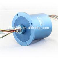 MG series Sealed(IP68) Slip Rings slipring motor industrial slip ring assemblies