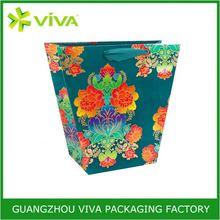 Custom printed luxury pp/pe shopping bag