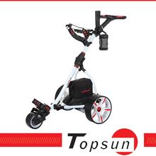 electric golf carts trolley New electric golf cart electric golf trolley golf caddy