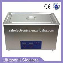 Mechanical Ultrasonic Cleaners PS-100A Ultrasonic Denture Cleaner