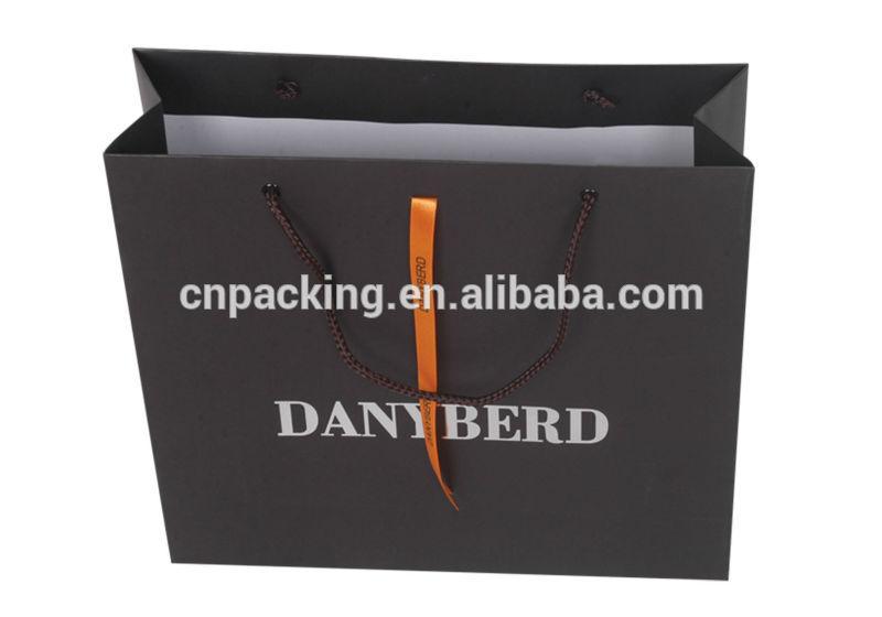 Bag Brand Name Logo