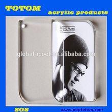 """POP acrylic video 19""""digital photo frame auto play vid/acrylic frames/acrylic"""