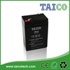 6v sealed lead acid torch light rechargeable 6v 4.5ah battery