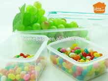 Hight quality Homeweaver Food Grade Japanese Kid Bento Box 2300ML / Large plastic kid bento box with Lid factory