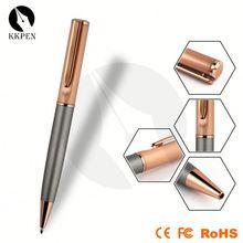 novelty metal pens half size pens