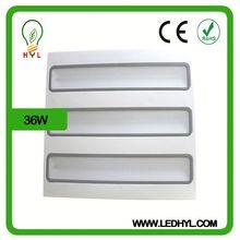 Panneau de Led light 36 w 220 v 2835 smd pmma diffuseur couverture