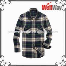 2014 Latest Formal Designer Check Shirts For Men