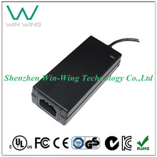 Single Output AC Adaptor 20V 3A 60W for LED LCD CCTV Devices