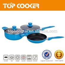 2014 new product non-stick korea cookware set