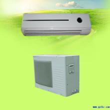 9000 btu split parede condicionador de ar com led/lcd display central