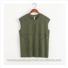 women fashion blank dri fit wholesale t-shirts
