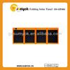 40w outdoor poly folding solar panel 18v foldabel solar panel