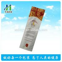 Foil coffee bag for 100g,150g,250g