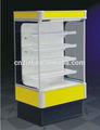 Recur padaria vitrine, vitrine refrigerada, tipo vertical e horizontal