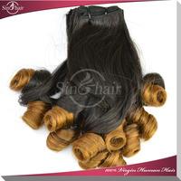 2014 new arrival factory supply European hair weave funmi hair
