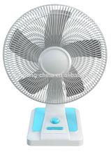 Best selling CE/CB approval standard 3 speed copper motor high speed air cooling table fan desk fan16inch for malaysia market