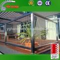 balcón barandilla de acero inoxidable de diseño